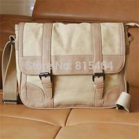 Men casual bags of Korea style,free shipping canvas handbags/men fashion vintage messenger bags/crossbody bags for men