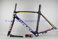 2014 new carbon fiber frame TRIDENT THRUS new full carbon frame TR4 - L6 free shipping!