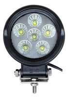 """2014 New 18W 9-32V 4.5"""" Round for Vehicle Truck SUV Jeep Boat Off Road Tractor ATV LED Work Light"""