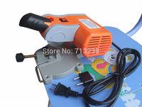 AC 220V Mini Bench Cutting Machine Cut-off Miter Saw Steel Blade 10000 RPM 35mm