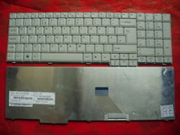 UK layout keyboard to compatible model ACER 5535 6530G 7710 8730ZG 9402 9300 9400 in white for Acer laptop