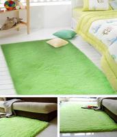 Free Shipping Morden Anti-slip Microfiber Carpet / Doormat / Floor Mat / Bedroom / Kitchen Area Rug 80x120cm