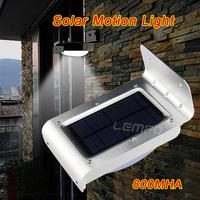 Waterproof Led Solar Light Outdoor Garden Decoration Lamp Energy Saving Motion Sensor With Solar Panel 2014 New