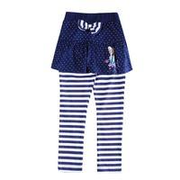 Wholesale NOVA Girl Pants Girls Legging Dot Skirt Striped Pants Spring Autumn Children Kids Girl Frozen Pants