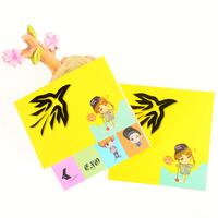 KPOP EXO XOXO Personal Symbol Hot Beautiful Memo Pads 5 Bags/Lot