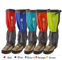 Travel Kits Outdoor Camping Equipment Legging Gaiters Waterproof Hiking Survival Climbing Equipment Hunting Snow Gaiters