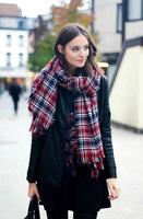 za women winter scarfs 2014 Desigual Plaid Scarf New Designer Unisex Acrylic Basic Shawls Women's Scarves Big Size 190*90 cm
