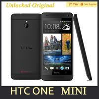 "601E HTC One Mini M4 Original Unlocked Android Cell phones Dual Core  4.3""INCH WIFI GPS 4MP 1GB RAM 16GB ROM Refurbished Phone"