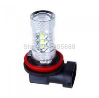 Super Bright 80W H8 CREE XBD LED Car Light Fog Light Lamp Bulb