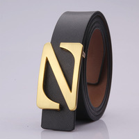 Casual belt free shipping 2014 hot sale men's brown belt brand men's fashion business belts #93