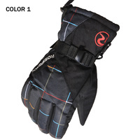 2014 new fashion ski gloves 6 colors available suitable for both men and wowen super warm and windstop 045