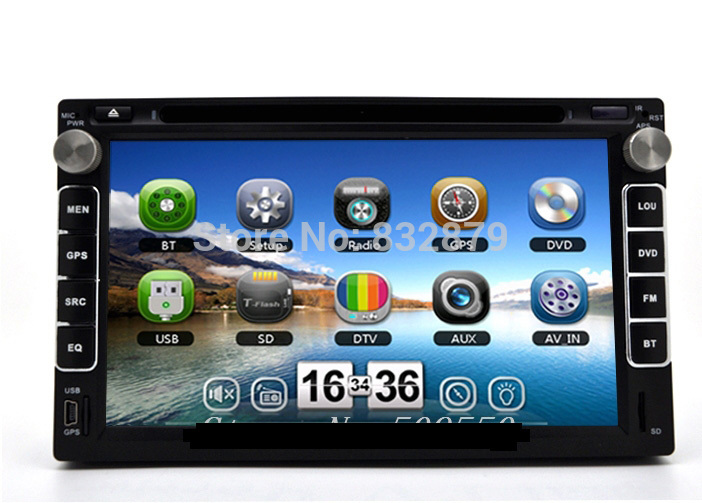 Автомобильный DVD плеер HSP 7 VW Volkswagen Passat B5, Dvd Gps Bluetooth Ipod автомобильный dvd плеер oem dvd chevrolet cruze 2008 2009 2010 2011 gps bluetooth bt tv