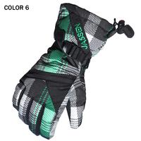 Women's 2014 new arrival ski glove best quality best price hot demand winter glove