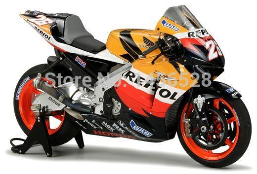 Tamiya model 14106 1/12 motorcycle RC211V '06 plastic scale model assembly model kits chiristmas gift(China (Mainland))