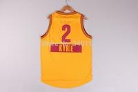 Free Shipping,2014 - 2015 Christmas Edition basketball jersey #2 Irving Christmas basketball jersey