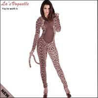 Rompers Womens Jumpsuit 2014 Bodysuit  La's Voguelle Women Chrismas Wear Bodysuit Women Top Fashion Onepiece Jumpsuit