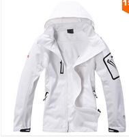 2014 Womens Brand New Waterproof softshell outdoor ladies jacket 5 Color fashion fleece coat