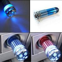 Air Purifier New 12V Mini Auto Car Fresh Air Ionic Purifier Oxygen Bar Ozone Ionizer Cleaner black