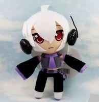 Cute ! Hatsune Miku 30cm Soft Plush Doll Toy White