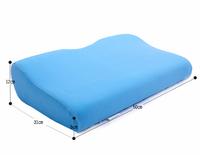 Technology Pillow Free Shipping Factory Direct Memory Foam Massage Pillow Foam Gel Pillow Gel Surface Casual Pillow SZ17