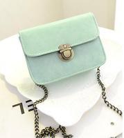 2014 new fashion delicate Korean style sweet message bag for women/ retro bag chain shoulder bag