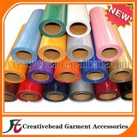 2014 China manufacturer PU Heat Transfer vinyl film hydrographic film