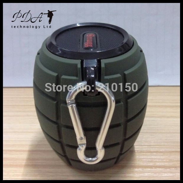 rechargeable mini bomb bluetooth speaker 2014 newest products on China market(China (Mainland))
