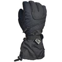 2014 new style men's ski glove best quality best price hot demand winter glove black color