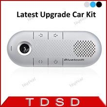 BT188 Dual Phones Car Wireless Bluetooth SpeakerPhone Sunvisor Hands Free Bluetooth Car Kit V3.0 f Smartphones