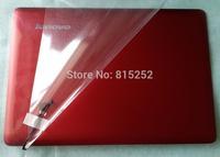 Laptop LCD Bottom Cover For lenovo U410 red 3CLZ8LCLM0