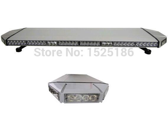 Free Shipping high bright Generation III 1Watt LED lightbar led light bar led warning lightbar amber led lightbar LAL-032C(China (Mainland))