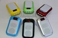 2014 new fashion mini bluetooth speaker HY-BT09 support Bluetooth/USB/TF/Phone calling