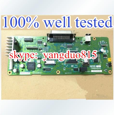free shipping quality guaranteed printer parts photo 1290 main board for epson photo 1290 printer mother board(China (Mainland))
