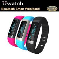 2014 New Fashion U Watch U9 Smart Bluetooth Watch SmartWatch Wrist Pedometer Wifi Hotspots ForiPhone Samsung Android Phone