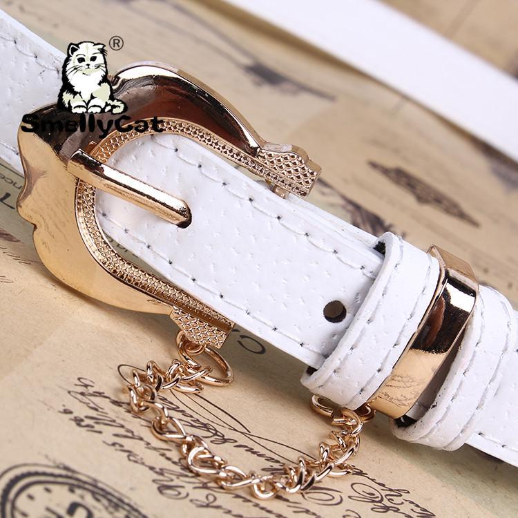 Женские ремни и Камербанды SmellyCat mart] 5 женские ремни и камербанды oem brand 110 cinto ceinture wbt0008