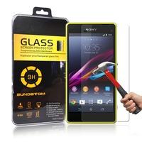 Sundatom Premium Tempered Glass Screen Protector For Sony Xperia Z1 mini Compact D5503