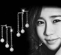 Famous Brand Earrings Crystal Cat Earrings Black Earrings for Women gold plated Stud Earring Studs