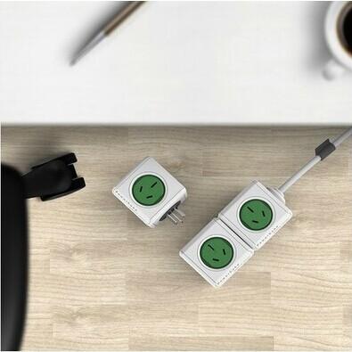 Электрическая вилка 1piece POWERCUBE 5 USB