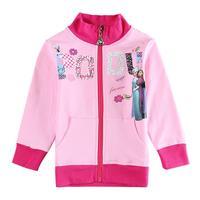 Wholesale Child Girls Jackets & Coats Spring Autumn Coat Baby Girl Outwear Pink Color Frozen Elsa Anna Clothes for Kids 5pcs/lot