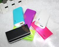 USB carregador de bateria portatil power bank 5600mah poewrbank external battery for mobile phone + retail package 50sets/lot