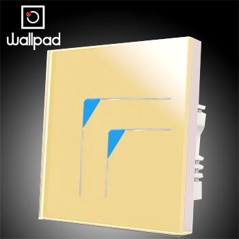 Настенный переключатель Happy-Home Wallpad , 2 1 , 110 250V 86