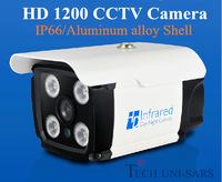 High-definition 1200 line CCTV camera,infrared Security Camera,free shipping