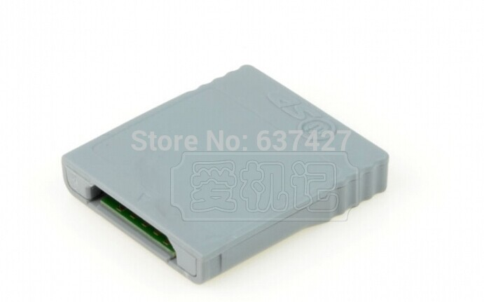 Wii SD memory key switch card Transformation of the nintendo Wii adapter/adapter card(China (Mainland))