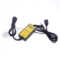 Auto Car USB Aux-in Adapter MP3 Player Radio Interface for 323/3/5/CX7/MX5/MPV/Miata