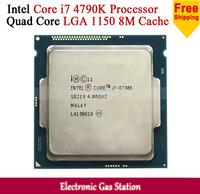 Original Processor for Intel Core i7 4790K 4GHz LGA 1150 Quad Core L3 Cache 8M HD 4600 Desktop CPU