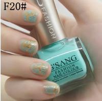 china gsang famous brand beauty crack nail polish F20# glaze nail lacquer free ship 3pcs crackle nail polish bulk lot
