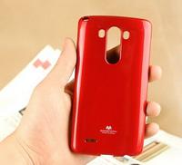 Korea Original Mercury JELLY CASE TPU Case Cover for LG G3 D850 D851 Soft TPU Case Free Shipping
