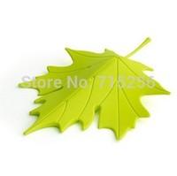 2pcs/lot Multicolor Autumn Maple Leaf Door Stopper Home Decorative Ornament Door Stopper