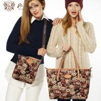 Danny BEAR shoulder bag cross-body women's handbag casual handbag messenger bag set for db 14530