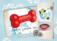 Free Shipping!2014 one set of three for Hot Sell very lovely dog  toys in water ,dog brush ,bowl